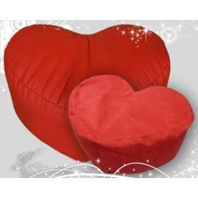 Кресло-мешок Сердце-пуф