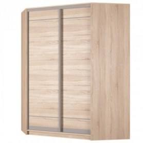 Угловой шкаф-купе Аларти (YA-198х1400 (602) (10) Вар. 4), без зеркала