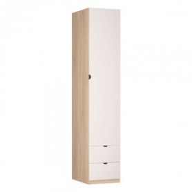 Шкаф Реал одностворчатый (R-230х45х60-3-TR), без зеркала