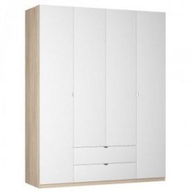 Шкаф Реал распашной (R-230х180х60-2-TR), без зеркала