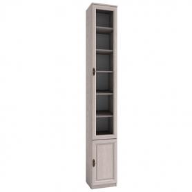 Шкаф для книг Montpellier 9, Дуб Млечный
