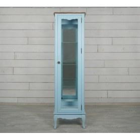 Шкаф Leontina для посуды (ST9319B) Голубой