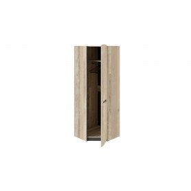Детский угловой шкаф  Кристофер ТД-328.07.23 (Фон Серый/Олд Стайл)