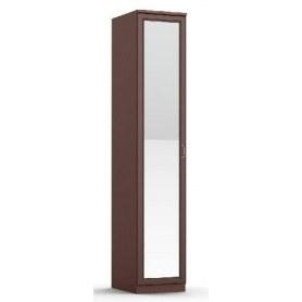 Шкаф для одежды Volga, 1 зеркало, (V-ШО-01 зр)