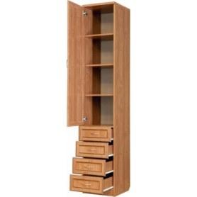 Шкаф 104 с ящиками, цвет Дуб Сонома