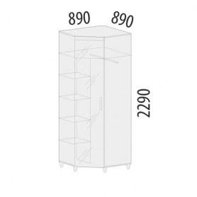 Угловой шкаф Катрин 92.09