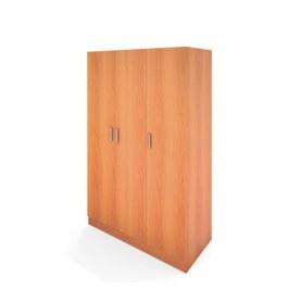 Шкаф трехстворчатый Аспект-Аспирант АС-23, Миланский орех