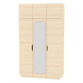 Шкаф Аврора (H21 М) 2322х1351х540 ДМ