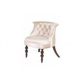 Кресло Бархат (бархат №30/темный тон)