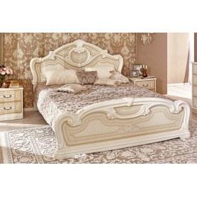 Спальный гарнитур Гранда «ШТРИХЛАК», кровать, две тумбы