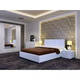 Кровать Adele размер 160*200 с основанием