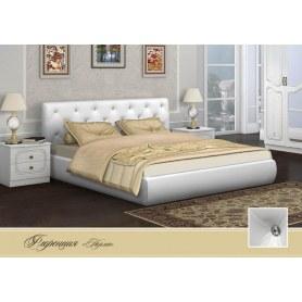 Кровать с подъемным механизмом Флоренция 1600 Эконом (дно ЛДСП)