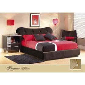 Кровать с подъемным механизмом Феодосия 1400 Эконом (дно ЛДСП)