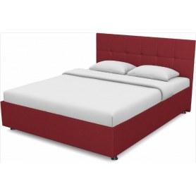 Кровать Марта 1400 с основанием (Браво 19)