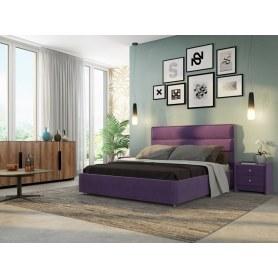 Кровать Веста размер 140*200 с основанием