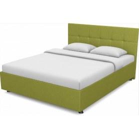 Кровать Марта 1400 с основанием (Браво 20)