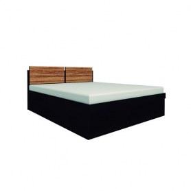 Кровать с подъемным механизмом Hyper 2 1800, Венге/Палисандр темный