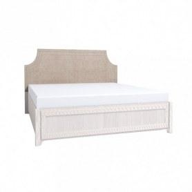 Кровать Карина 306 Люкс + Основание универсальное с гибкими ламелями (1800) Дерево