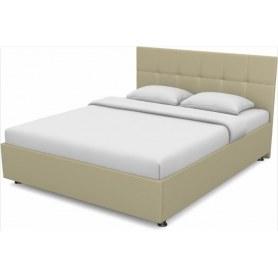 Кровать Марта 1600 с основанием (Ottawa Beige)