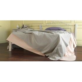 Кровать Фортуна 4 Лайт, 1400, белый/белый