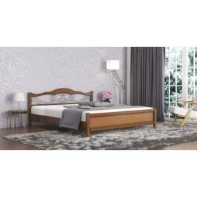 Кровать Ковка 160*195 с основанием