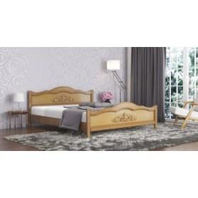Кровать Виктория 140*200 с основанием