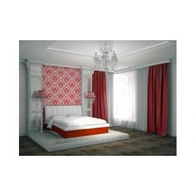 Кровать Domenic с ортопедической решеткой 160х190