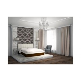 Кровать Domenic с ортопедической решеткой 180х190
