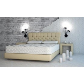 Кровать Gondola 100 с ортопедической решеткой 180х190