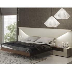 Кровать Elena с подсветкой (180x200)