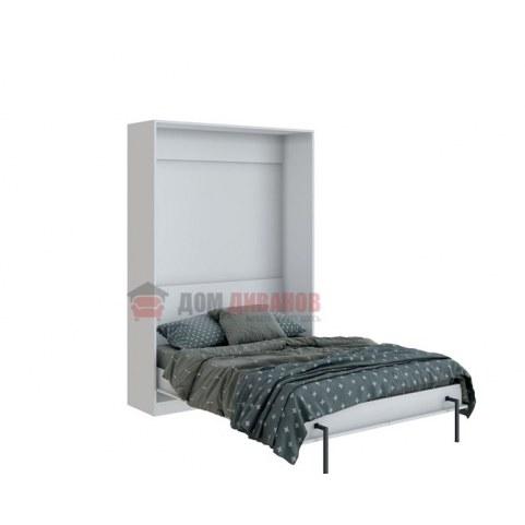 Кровать-шкаф Велена, 1200х2000, цвет белый