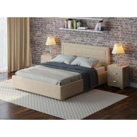 Кровать Life 2, 160х200, Глазго бежевый