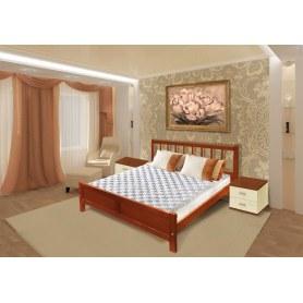 Кровать Прага 160х200 с оcнованием