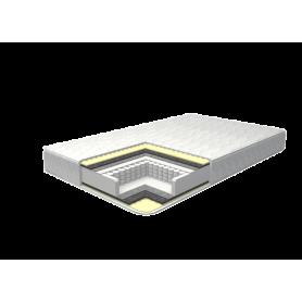 Матрас Сонель Конский Латекс рифленый, (7 зональный пружинный блок)
