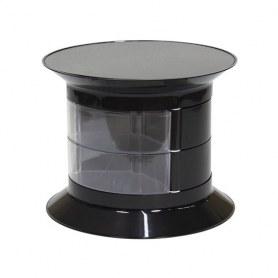 Прикроватная тумба Elio black plus