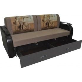 Прямой диван Аквамарин 7 БД