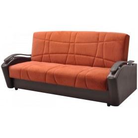 Прямой диван Лазурит 5 Стеганый