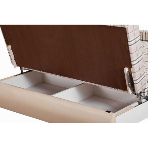 Прямой диван Модест 4 БД
