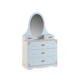 Комод с зеркалом в спальню Флоранс