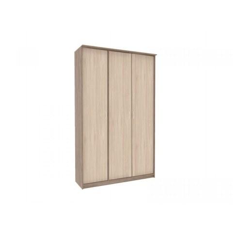 Шкаф трехдверный без зеркала в спальню Дуэт Люкс