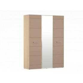 Шкаф трехстворчатый в спальню Венеция
