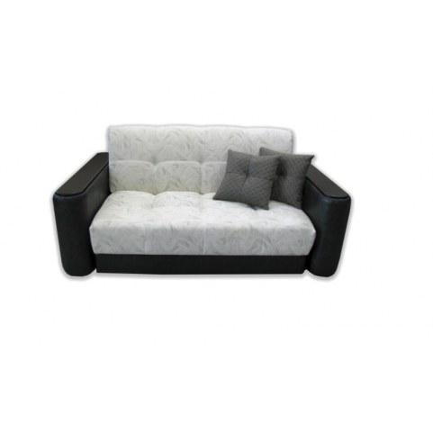 Прямой диван Аккордеон 1, 70 круглые подлокотники